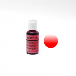 Chefmaster Airbrush Colour Super Red