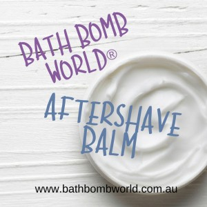 Bath Bomb World® Aftershave Balm