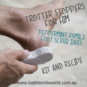 Bath Bomb World® Trotter Stopper For Him