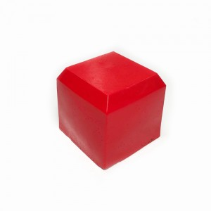Melt and Pourium Colour Blox™ Cherry Red Non Bleeding