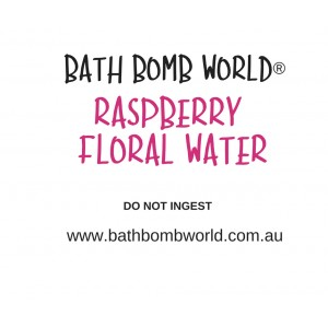 Raspberry Floral Water