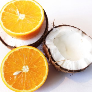 Coconut and Mandarin Fragrance Oil