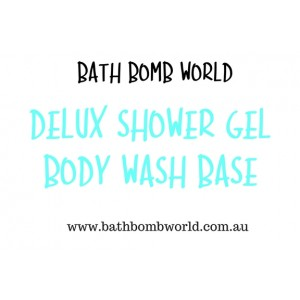 Deluxe Shower Gel/Body Wash Base