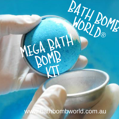 Bath Bomb World® Mega Bath Bomb Kit