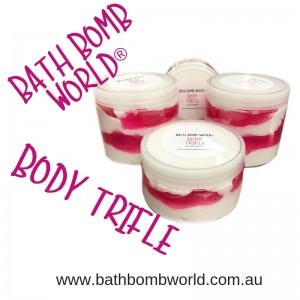 Bath Bomb World® Body Trifle Kit