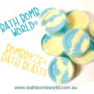 Bath Bomb World®  Bombdyze® Bath Blasts