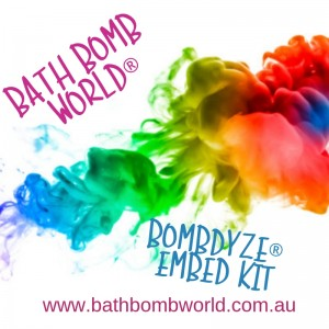 Bath Bomb World® Bombdyze® Embed Kit