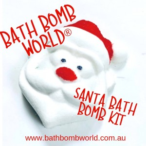Bath Bomb World® Santa™ Bath Bomb Kit