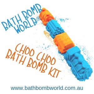 Bath Bomb World® Choo Choo Train Set Bath Bomb Kit