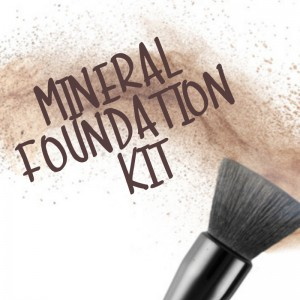 Mineral Foundation Kit