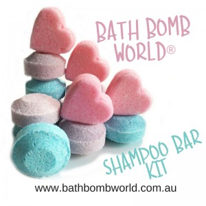 Bath Bomb World® Shampoo Bar Kit