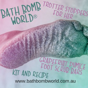 Bath Bomb World® Trotter Stopper For Her