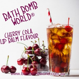 Lip Balm Flavouring Cherry Cola