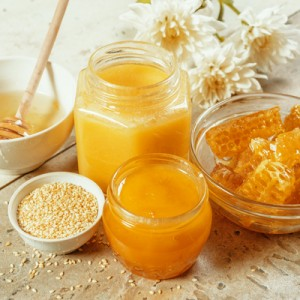 Honey Vanilla Love Dust Type Fragrance Oil