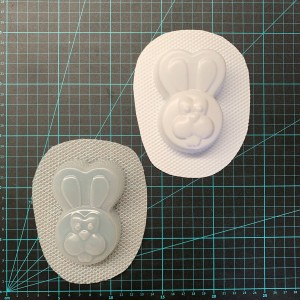 Long Eared Bunny Bath Bomb Mould