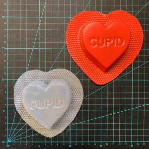 Cupid® Conversation Heart Bomb Mould