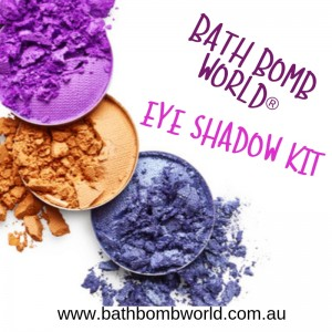 Bath Bomb World® Eye Shadow Kit - Coming Soon