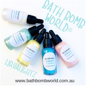 Bath Bomb World® Liqualightz Kit