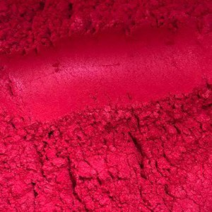 Mica Rosy Red