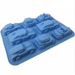 Cars Silicone Soap Mould