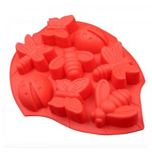 Bugs Silicone Soap Mould