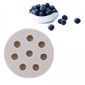 Blueberry Silicone Mould