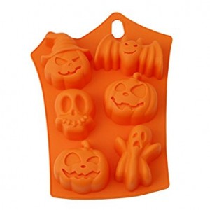 Spooky Silicone Soap Mould