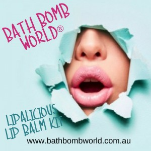 Bath Bomb World® Lipalicious Lip Balm Kit