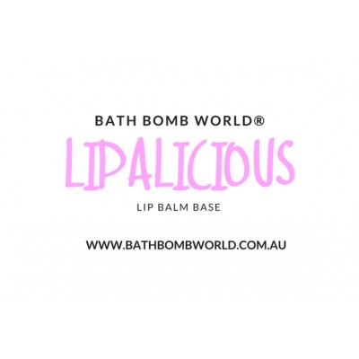 Lipalicious Lip Balm Base