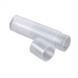 Lip Balm Tubes Clear 5mls