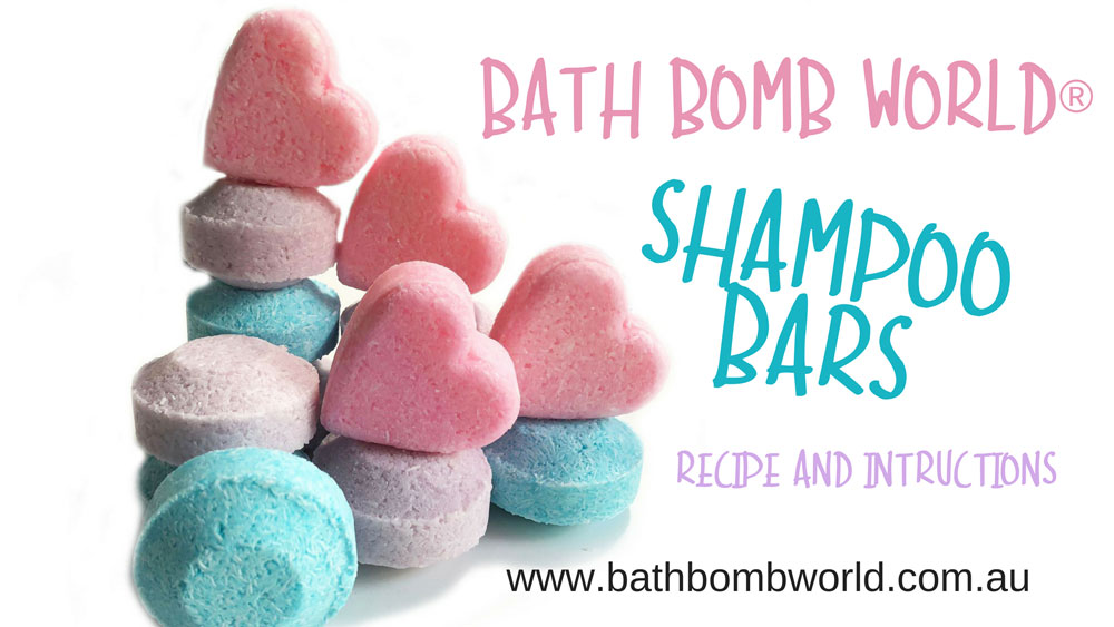 Bath Bomb World® Shampoo Bars