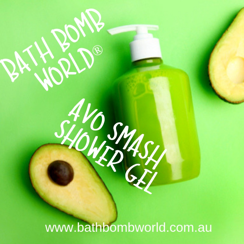 Avo Smash Shower Gel