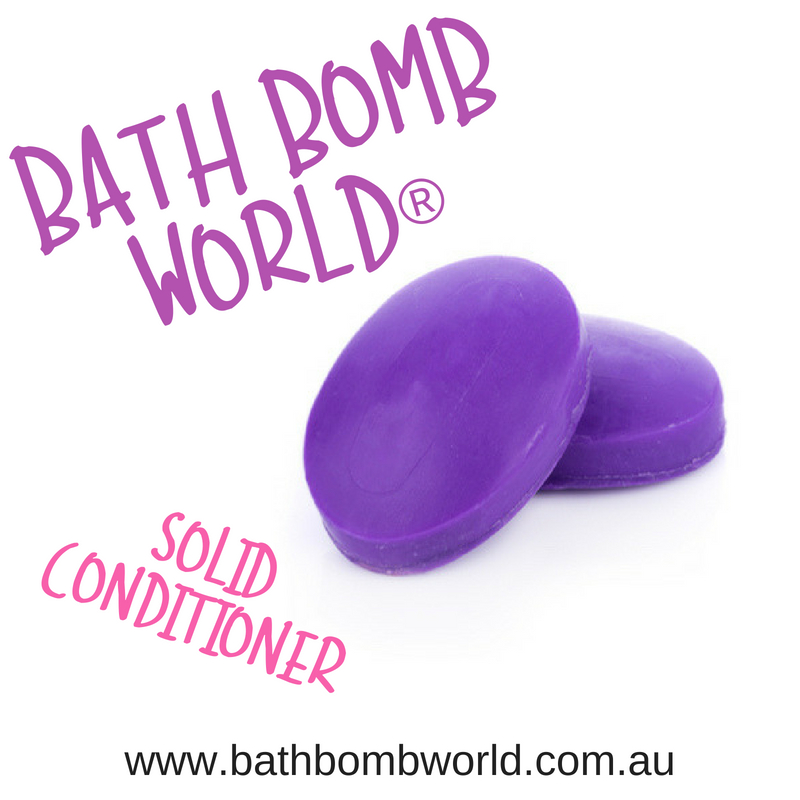Bath Bomb World® Solid Conditioner Bars