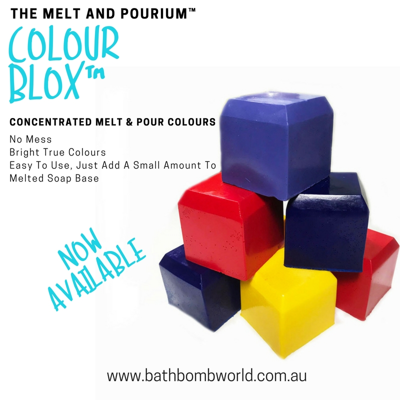 Melt and Pourium Colour Blox™