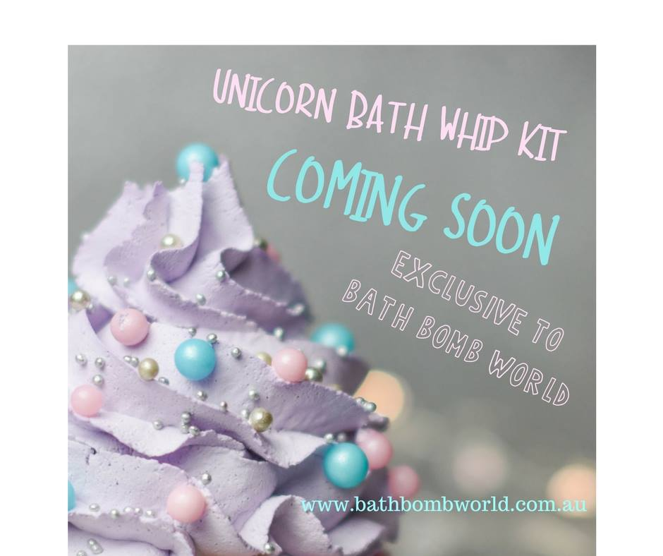 Foaming Unicorn Bath Whip